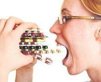 Karaciğer düşmanı antibiyotik