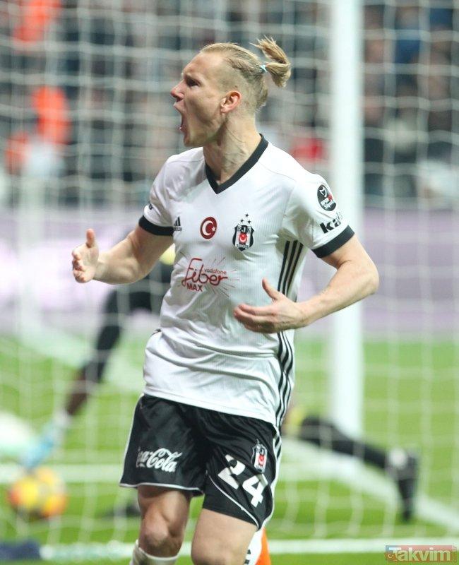 Beşiktaşlı Vidaya yeni teklif! Devre arasında gelecekler...