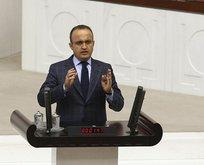 AK Partili vekilden Meclis'te CHP'lileri susturan sözler