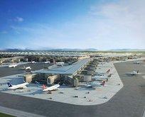 Yeni Havalimanında büyük kolaylık!