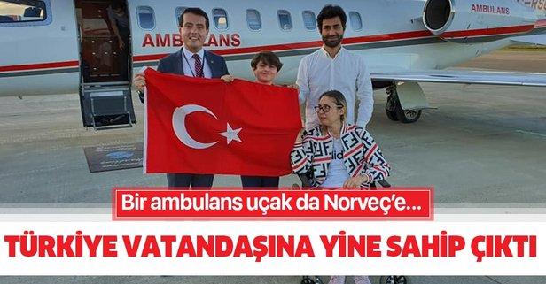 Türkiye yine vatandaşına sahip çıktı