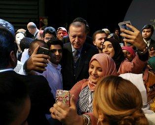 Anadolu Dünya Dolu programından müthiş kareler