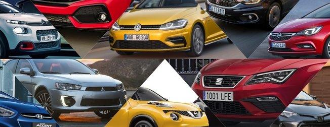2018'in ilk 2 ayında en çok satan otomobiller