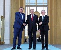 Bosna Hersek heyeti Ankara'da