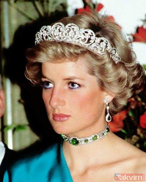 Lady Diana'nın şimdiki hali görenleri şaşırttı! Tüm dünya bu fotoğrafı konuştu
