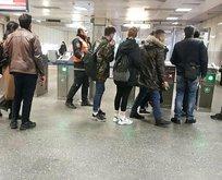 İstanbullular dikkat! Metro seferlerinde aksama