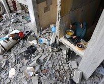 İsrail cuma sonrası Mescid-i Aksa'ya saldırdı
