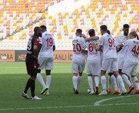 Yeni Malatyaspor- Gençlerbirliği maç sonucu: 2-1