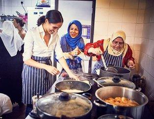 Meghan Markleın Müslüman kadınlarla gizlice buluşup yemek yaptığı ortaya çıktı! Peki Meghan Markle kimdir?