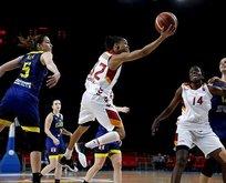 FIBA Kadınlar Avrupa Kupası'na Türk damgası