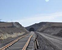 Bakü-Tiflis-Kars Demiryolu'nda test sürüşü