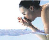 Su içmeyi unutma böbrekleri zorlama