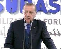 Erdoğandan Trumpa ince mesajlar