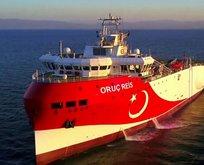 Oruç Reis gemisi de Doğu Akdeniz'e gidiyor