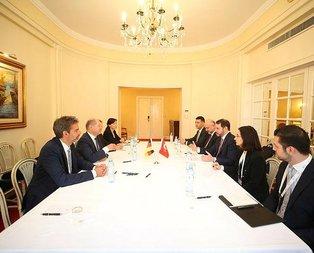 Hazine ve Maliye Bakanı Berat Albayraktan G-20 temasları