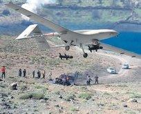 SİHA'lardan PKK'ya nokta operasyon