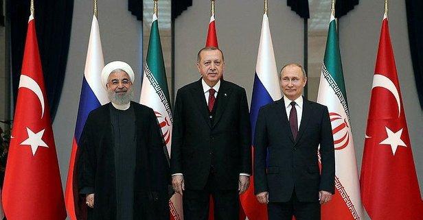 Üçlü liderler zirvesinin yeri değişti