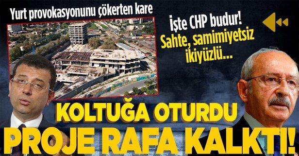 CHP'nin yurt provokasyonu çöktü!