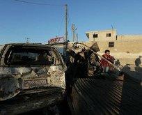 Azez'de hain saldırı: 5 ölü