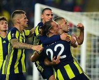 Fenerbahçe üst turda!