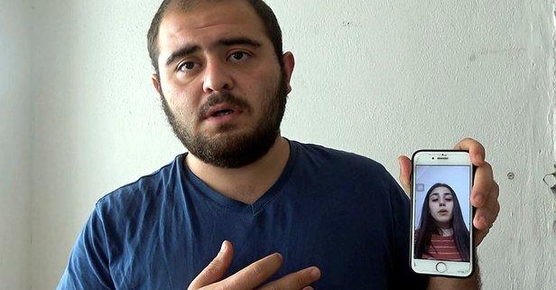 Antalya'da kaybolan Melisa'dan ailesine şok video