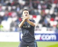 Kosovalı Donis Avdijaj ilk golünü attı!