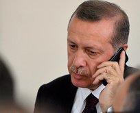 Başkan Erdoğan, Şinzo Abe ile telefonda görüştü