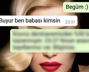 Türkiye bu Whatsapp mesajını konuşuyor! Sevgilisinin babası...