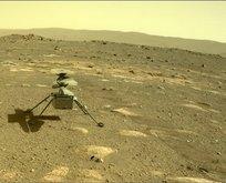 Mars'tan ilk renkli fotoğraflar geldi!