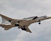 Rusya, Suriye'ye bombardıman uçaklarını gönderdi