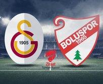 Galatasaray - Boluspor maçı hangi kanalda?