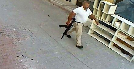 Konya'da dehşet! Cinayete çift silahla gitmiş