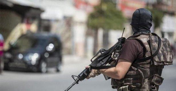 İstanbul'da terör örgütü DEAŞ'a operasyon!