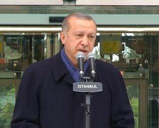 Başkan Erdoğan: Yeni bir dönem başlıyor