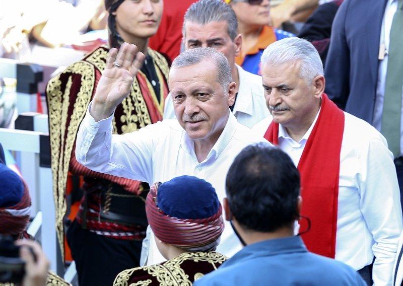 Cumhurbaşkanı Erdoğan AK Parti Ankara mitinginde konuştu
