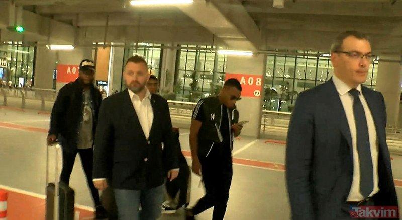 Fenerbahçe'den transferde son dakika atağı! Üç yıldızın menajeri İstanbul'da