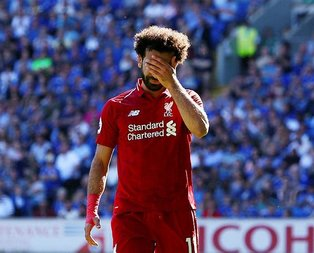 Liverpool'da Salah krizi!