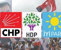AK Parti'den İYİ Parti, CHP ve HDP'ye gizli ittifak tepkisi