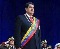 Venezuelada Maduro yanlıları sokaklara döküldü