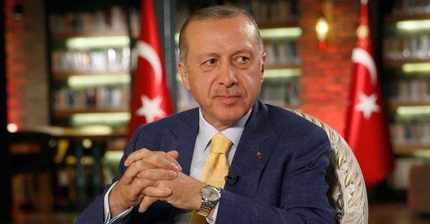 Cumhurbaşkanı Erdoğana bir destek daha