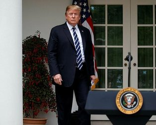 Trump'ı toplantıdan kaldıran iddia!
