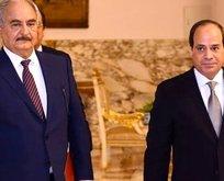 Libya hükümetinden darbeci Sisi'ye sert tepki!