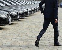 Audi tesislerinde polis baskını!