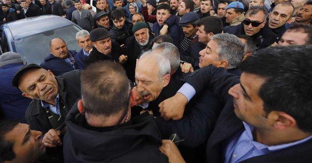 Kılıçdaroğlu'na saldırıda flaş gelişme