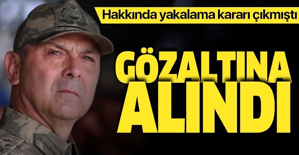 Son dakika: Eski Korgeneral Metin İyidil gözaltına alındı