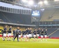 Fenerbahçe hükmen finale