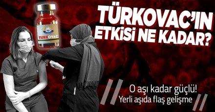 Türkovac'ın etkisi ne kadar? Yerli aşı Türkovac hakkında flaş açıklama!