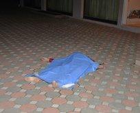 7nci kattaki evine balkondan girmek isteyen genç kız öldü