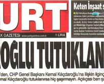 CHP'nin gazetesi yol mu yapıyor?