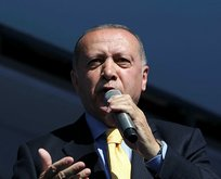 Erdoğan'dan Kılıçdaroğlu ve Akşener'e sert sözler